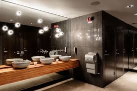 The Creativity Of Gender Neutral Bathrooms Coddington Design - Restaurant bathroom design