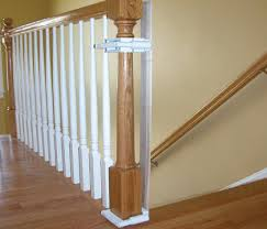 How To Install A Banister Stairway Gate Installation Kit