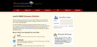 Build Resume Online by Easy To Get A Job Sites To Help You To Make Resume Online