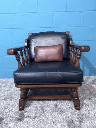 leather sofa free delivery ethan allen wood and black genuine leather sofa chair free delivery