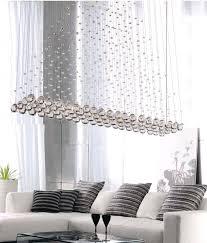 Modern Large Chandelier 100cm Large Size Modern Design K9 Ceiling Light L Large
