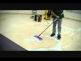 floor tech chemical stripping