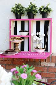 Serving Station Patio Cabinet 40 Creative Drink Station Ideas For Your Party 2017