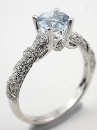 aquamarine wedding rings aquamarine wedding rings wedding corners