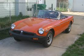Mg Mgb Roadster Overview Cargurus