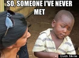 Third World Kid Meme - skeptical third world kid meme quickmeme image memes at relatably com