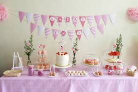 Party Decoration Ideas Home Party Decoration Ideas Of Goodly St Birthday Baby Pics
