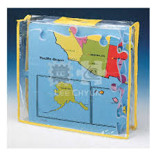Map Puzzle Usa by 54 Pcs U S A Map Puzzle 54 Pcs U S A Map Puzzle Manufacturer 54