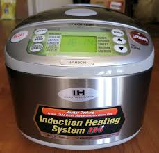 review zojirushi induction heat rice cooker u2013 tasty island