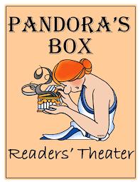 greek mythology common core readers u0027 theater pandora u0027s box