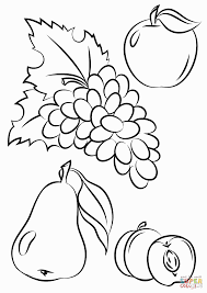 fruits coloring pages coloring pages coloring pages