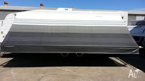 Caravan Rollout Awnings Caravan Roll Out Awning Dometic Brand Vinyl U0026 Roller Tube Only For