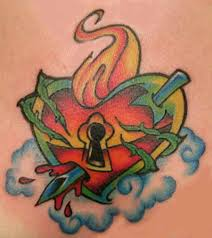 for women heart tattoo designs add a feminine touch to any part of