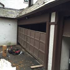 Installing An Overhead Garage Door Ny Garage Doors Repair Installation New York Garage Doors