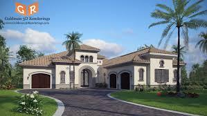 3d house builder 3d exterior residential rendering for home builders goldman 3d