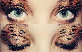 tiger eye makeup tiger3939 halloween makeup look youtube face