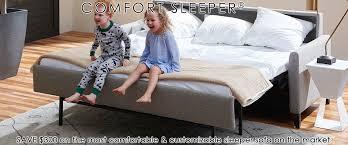 American Leather Sofa Sale The Comfort Sleeper Sofa By American Leather My Comfort Sleeper