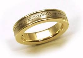 wedding rings with names gold engagement rings design with name 1 ifec ci
