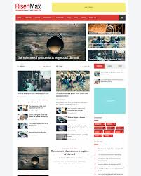 viralisme responsive blogger template for viral news blog
