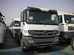 used tractor unit mercedes benz actros 3848 year 2012 shams aldin