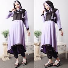 desain baju gamis hamil 10 contoh baju hamil muslim gamis terbaru 2016