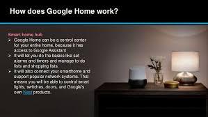smart lights google home google home