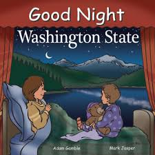 Barnes And Noble Washington State Good Night Washington State Pageperfect Nook Book By Adam Gamble