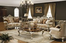 Round Living Room Chairs - victorian living room furniture grey microfiber armless sofa brown
