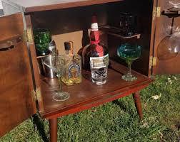 Antique Liquor Cabinet Vintage Liquor Cabinet Etsy
