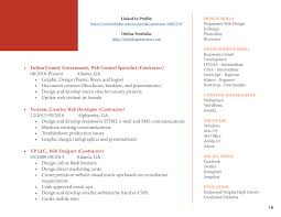 Government Contractor Resume Web Content Specialist Resume Free Resume Example And Writing