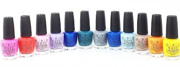 opi lacquer nail polish spring 2017 fiji collection set of 12 ebay