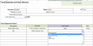 expense report excel sogol co