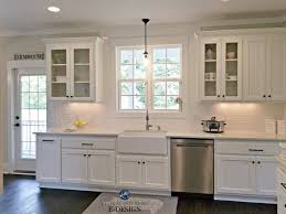 kitchen white walls cabinets paint colour review sherwin williams white sw 7005