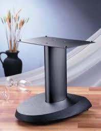 steel speaker stands foter