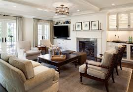 Family Room Furniture Ideas Family Room Remodel Featuring Custom - Family room remodel