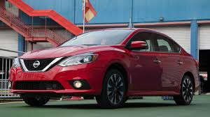 red nissan sentra the 2016 nissan sentra redeems u0027basic transportation u0027 the drive