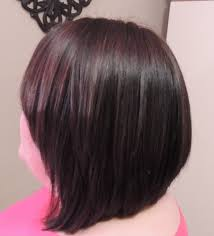 how to do a wedge haircut on yourself easy to follow graduated bob hair cut youtube