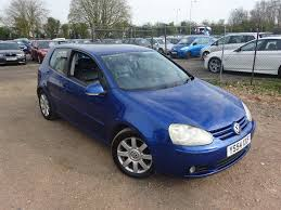 used volkswagen golf 2005 for sale motors co uk