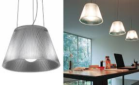 romeo moon s1 medium suspension lamp hivemodern com