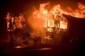 Wildfire Eternal Buy by Evacuees Return Damage Measured As Western Wildfires Wane