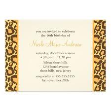 178 best leopard print birthday theme images on pinterest