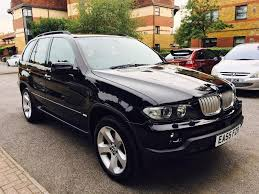 Bmw X5 9 Years Old - 2005 55 e53 bmw x5 4 4i v8 sport auto facelift 114k fsh 2