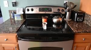Cerama Bryte Cooktop Cleaner Astounding Eldig Glass Ceramic Cooktop Black Ceramic Glass Ceramic