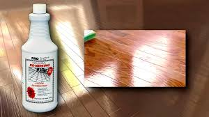 refinish a hardwood floor no sanding no mess