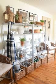 Open Kitchen Shelving Ideas Best 25 Ikea Metal Shelves Ideas On Pinterest Metal Shelving