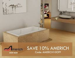 Americh Bathtub Reviews Plumbing Overstock