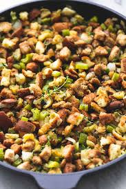 homemade stuffing for thanksgiving best ever easy thanksgiving stuffing creme de la crumb