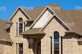 mansion design gabled roof beige brick mansion house exterior architectural design