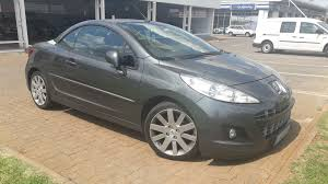 peugeot south africa used peugeot 207 2012 peugeot pre owned south africa