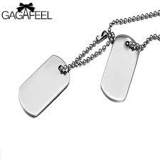 Dog Tag Necklace Custom Custom Dog Tags Jewelry Jewelry Ideas